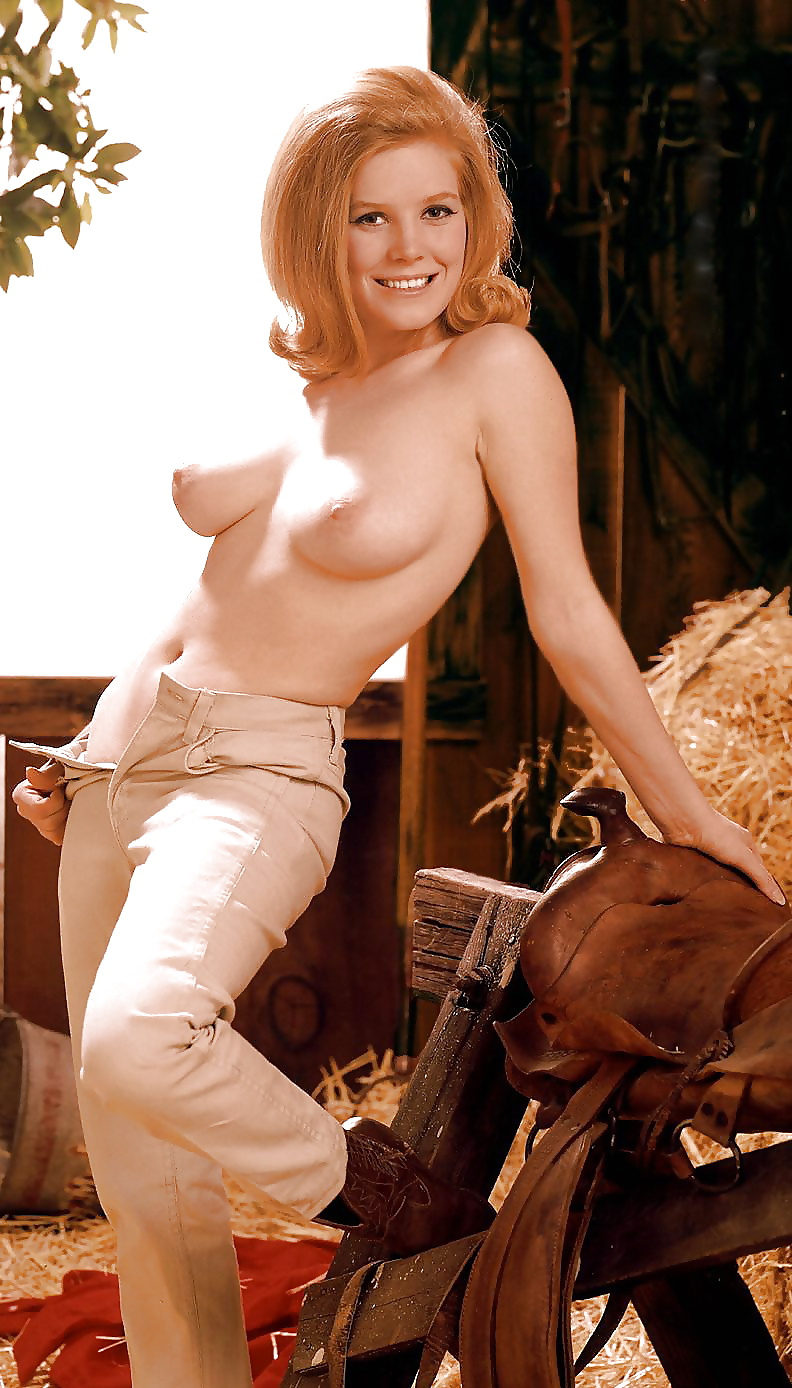 Crystal Bernard  nackt