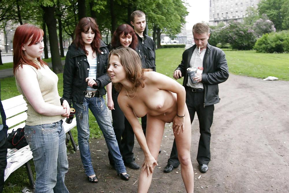 Обнаженные Русские Мамы В Общественных Местах