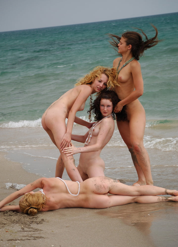 Эротика Пляж Нудистов