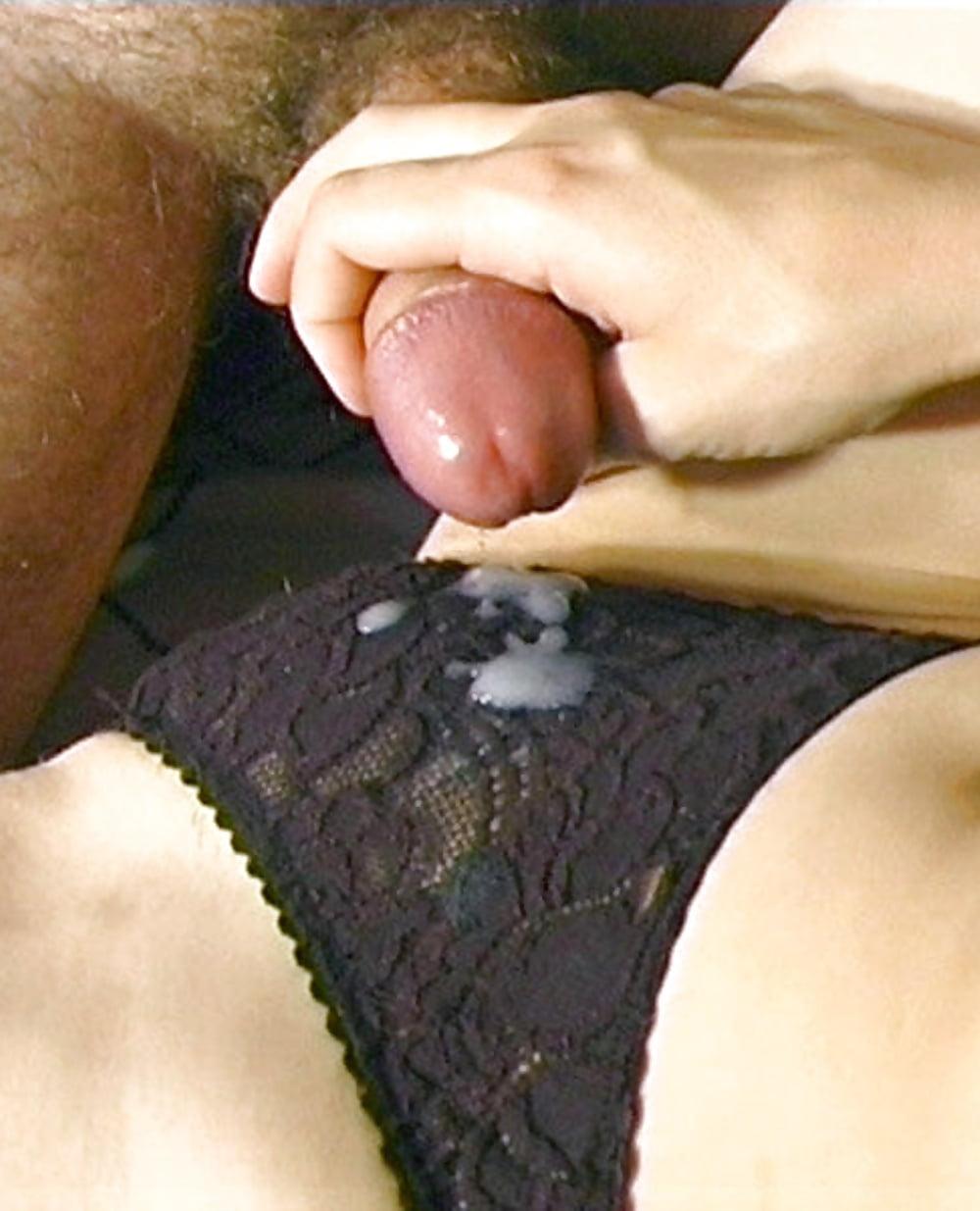Порно Дрочат Мужикам На Трусики