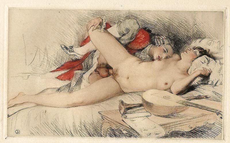 Порно Картины Обнаженных