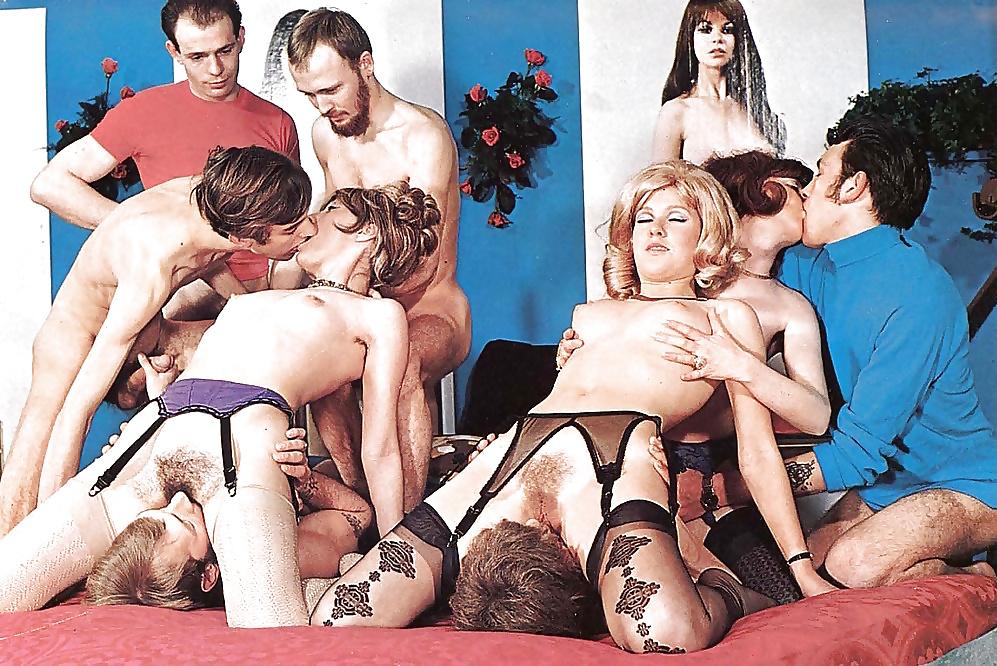 Бесплатно Смотреть Групповое Порно Винтаж