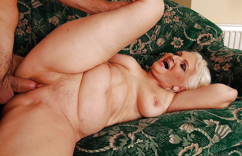 Порно Фото Бабушки В Контакте
