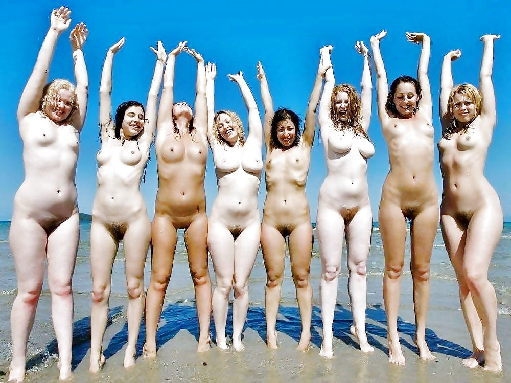 Фото Разных Обнаженных Женщин