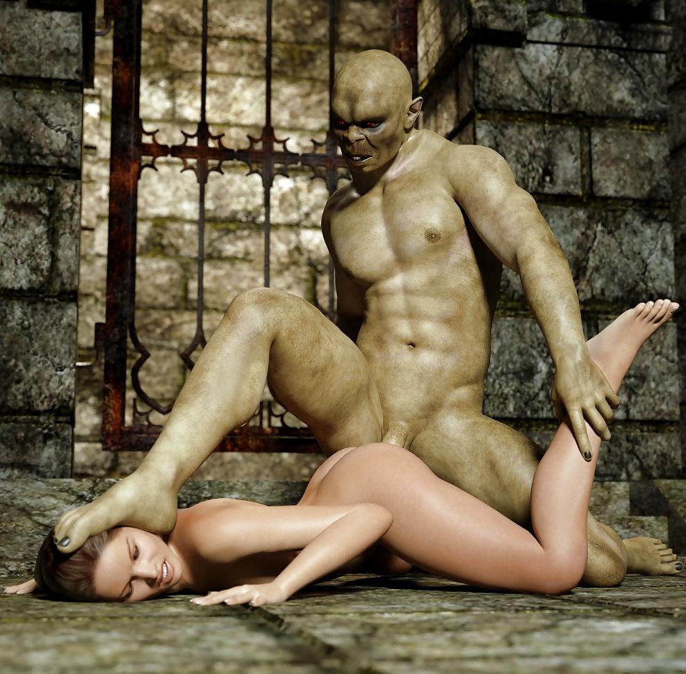 Секс С Монстрами