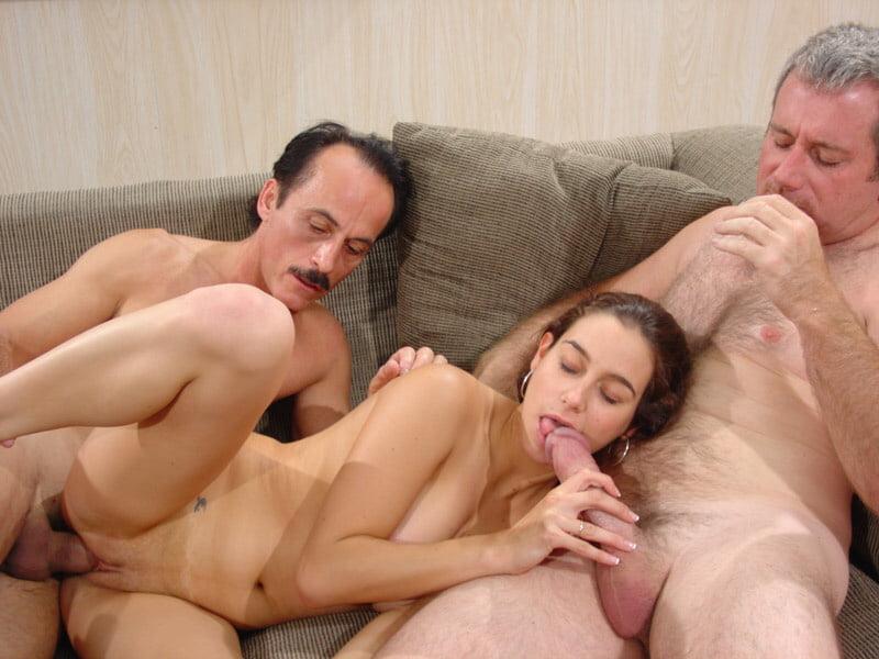 Секс Зрелого Мужчины И Молодой Девушки