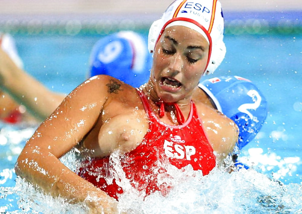 Naked Women Water Polo
