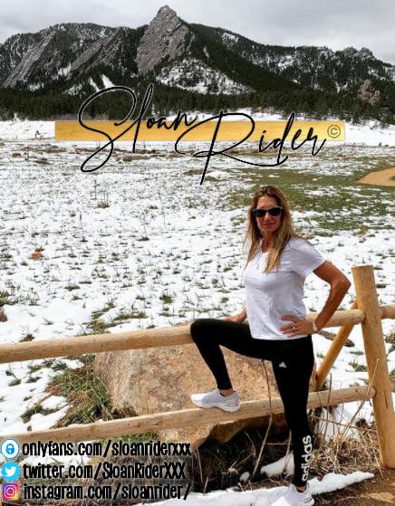 Sloan Rider- 46 Pics