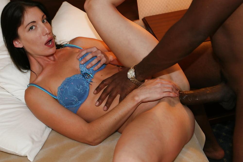 Nyl Interracial Anal Sex