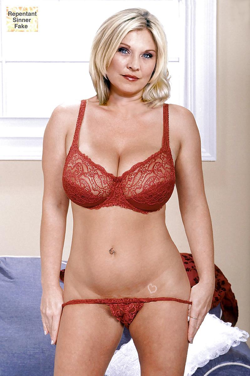 Amanda redman nude