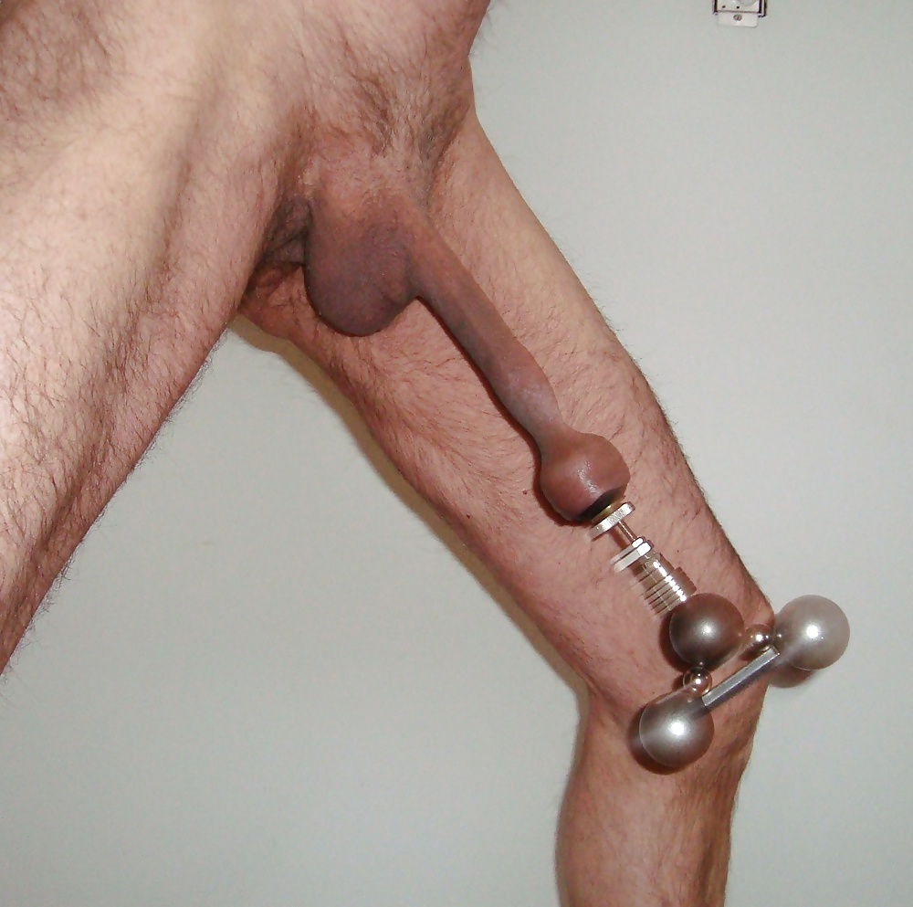 Penis weights