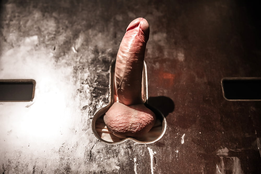 Cock in table hole