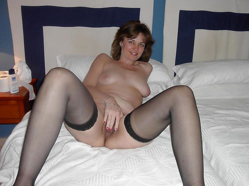 Hot Amateur Wives - Stockings - 107 Pics  Xhamster-9010