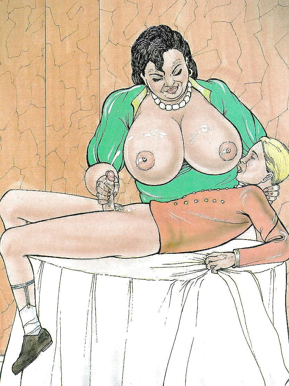 Donelio aunt graciela incest porn comics