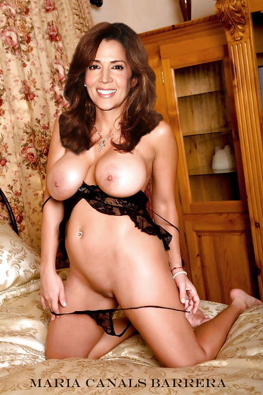 Maria canals naked cock male sexy