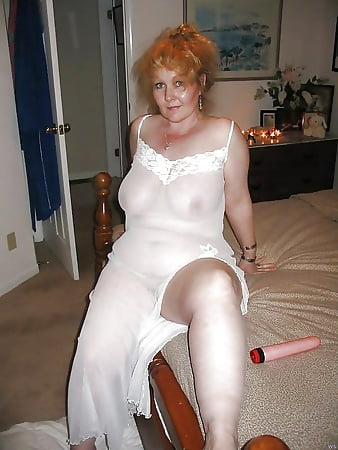 through see Mature lingerie women in