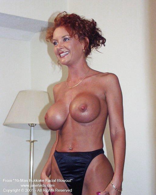 Janet mason bukkake
