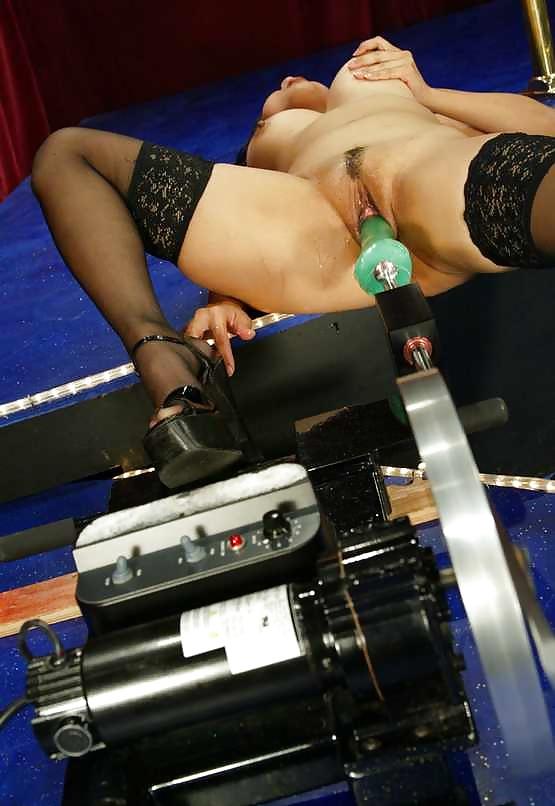 Mika Tan Fucking Machine Prostate Orgasm Free Porn Images