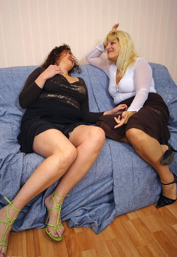 Russian momies prefer male cream - 110 Pics
