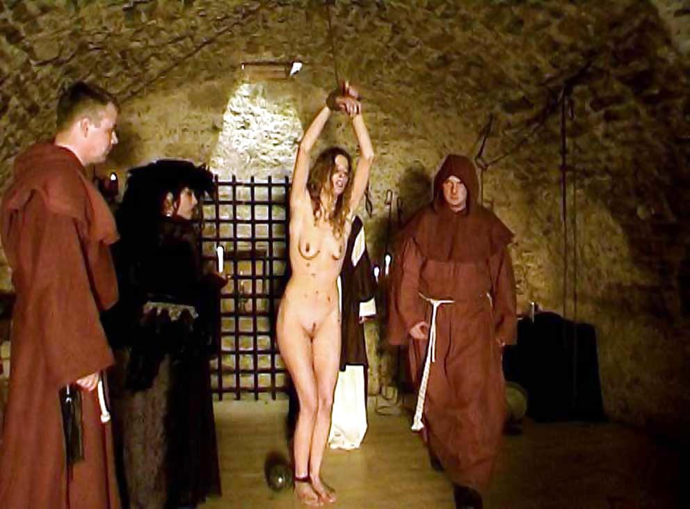 Medieval inquisition torture