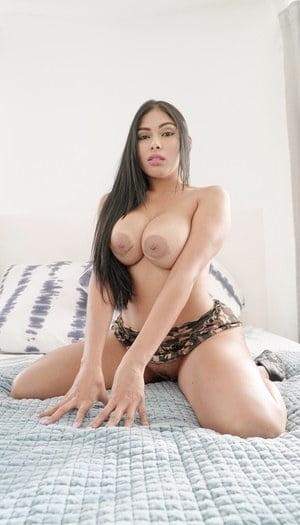 Hot busty latina babes