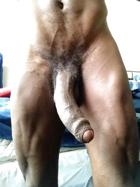 dick Big black gay daddy