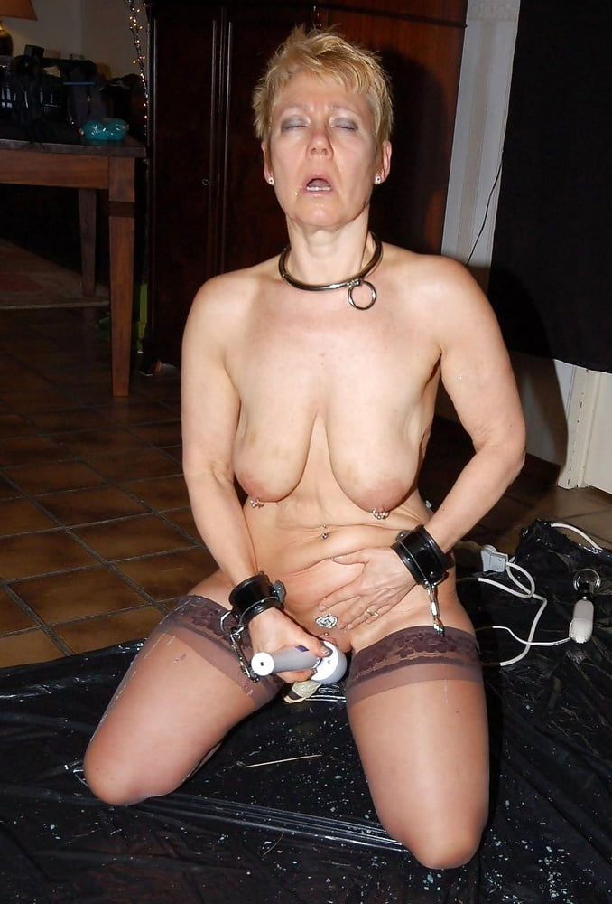 Busty milf orgasm-7331