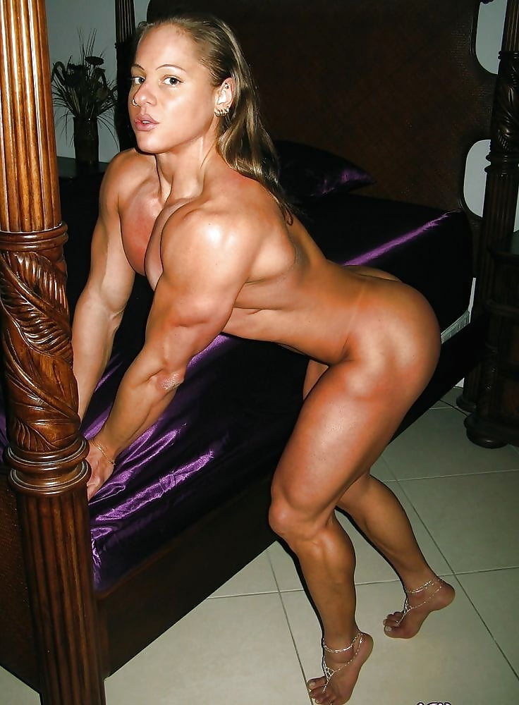 slut Female muscle