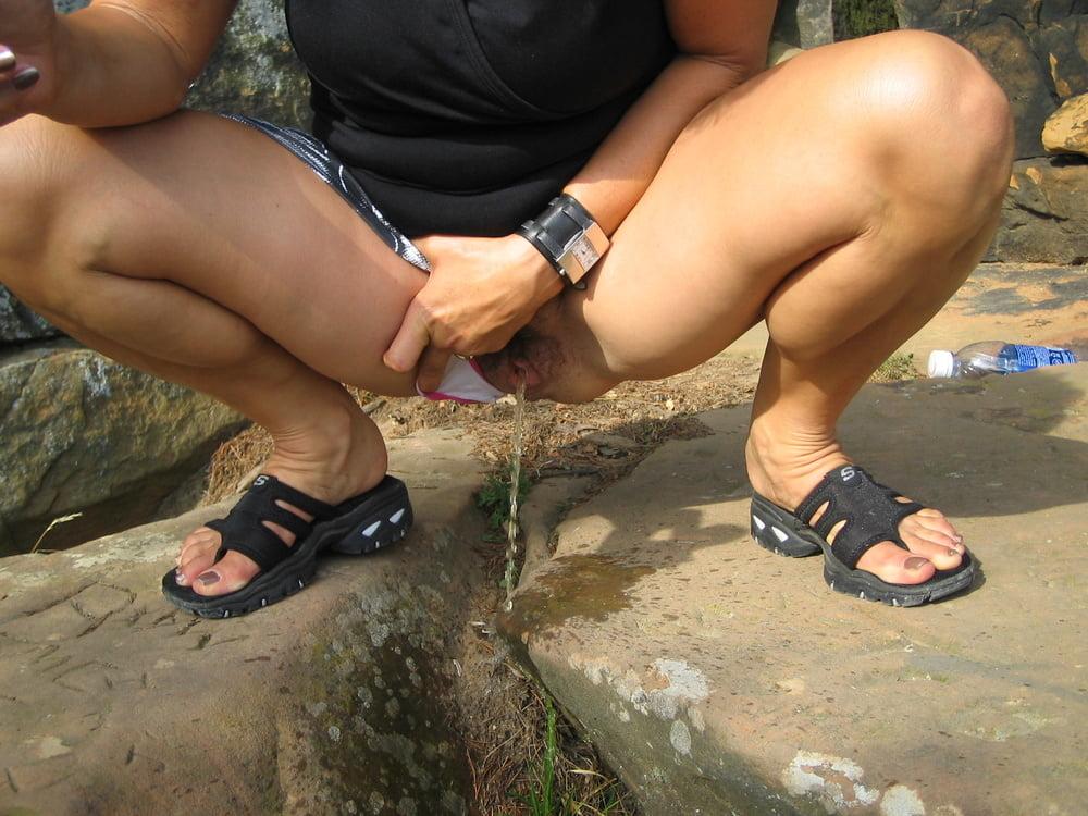 Candid voyeur male pissing gay roma archi bareback piss sex