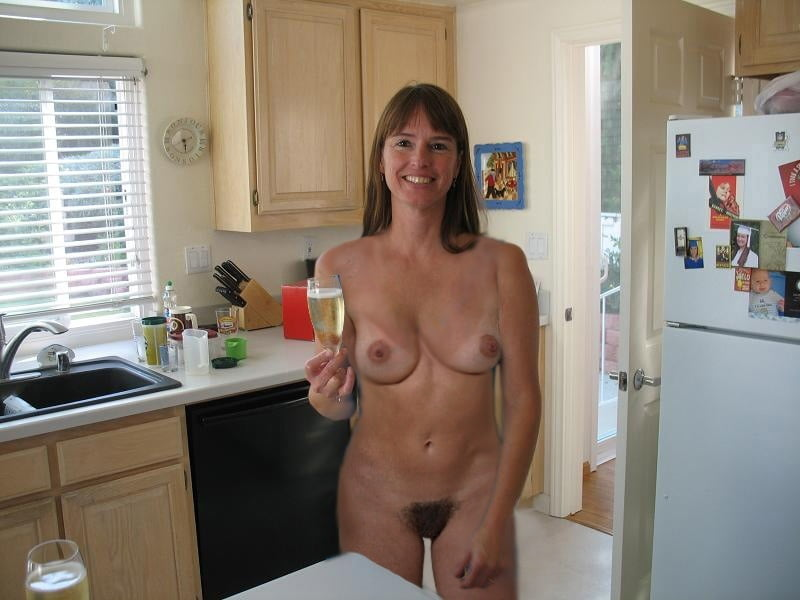 Hot naked mom boobs