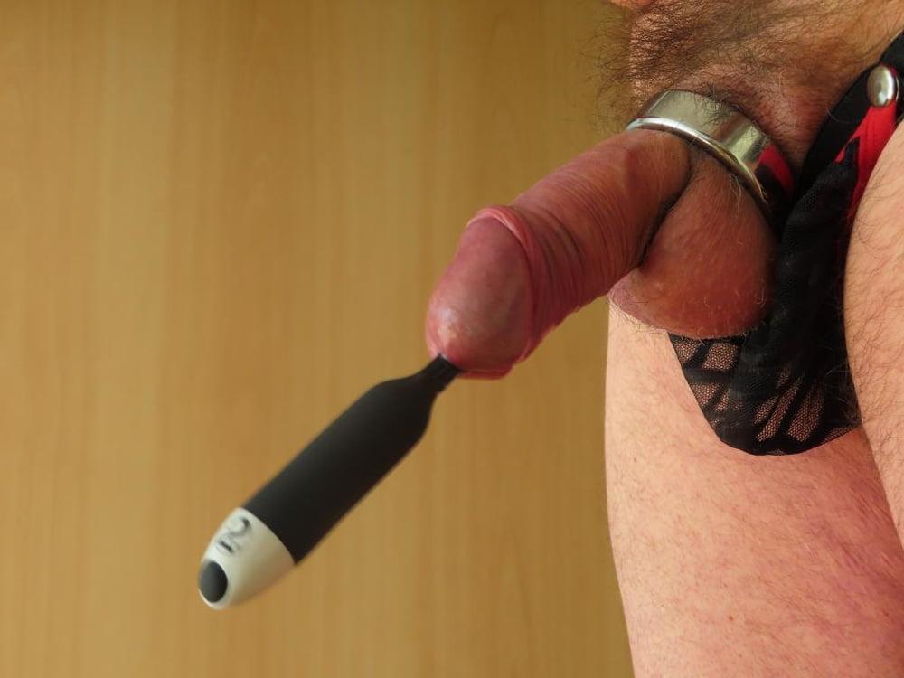 Penis vibrator porn