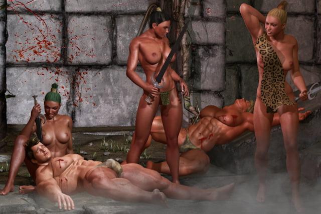 Nude erotic vintage
