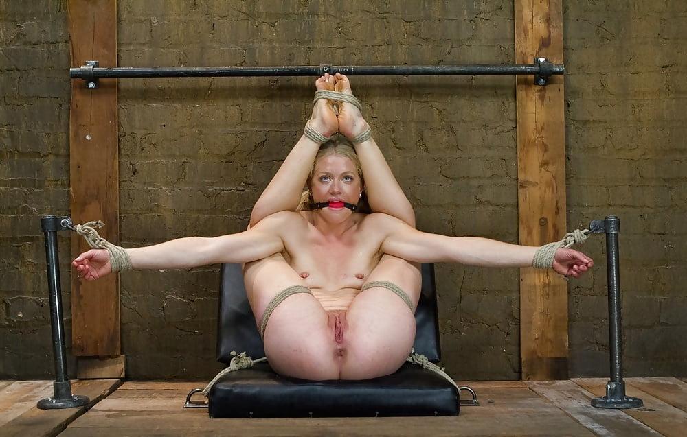 Download wired bondage porn pics, free bdsm porn pics and bondage sex galleries, bondage pictures