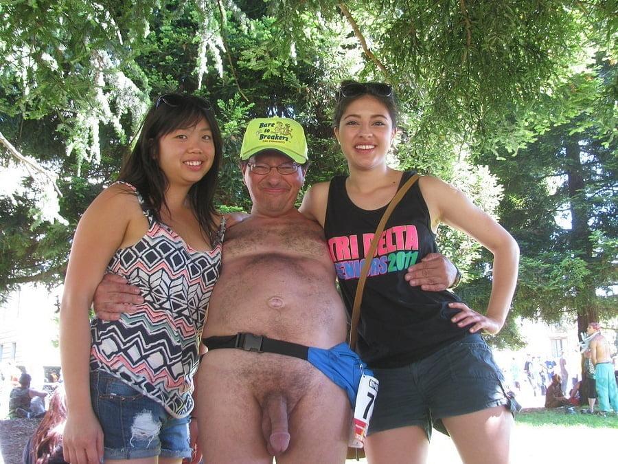 Amatuer men naked