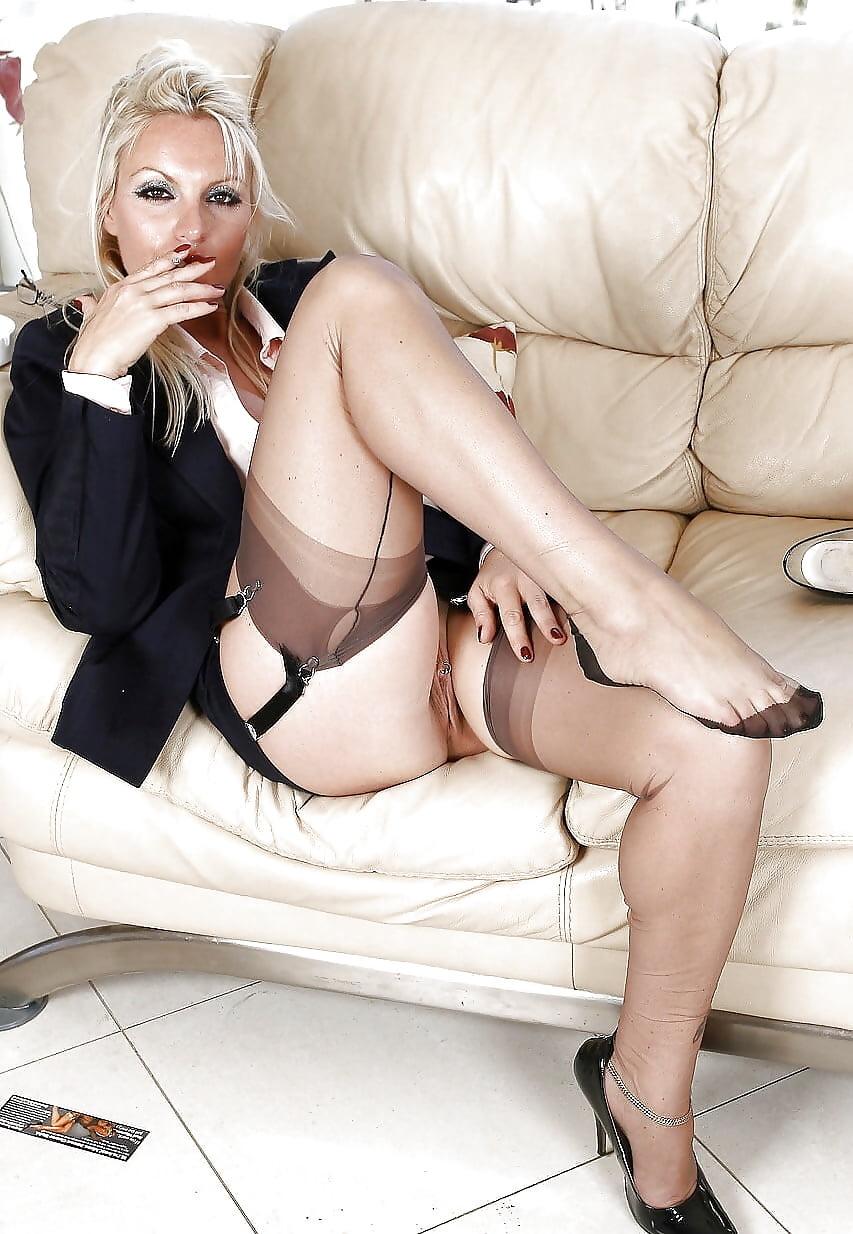 Sexy Rauchen