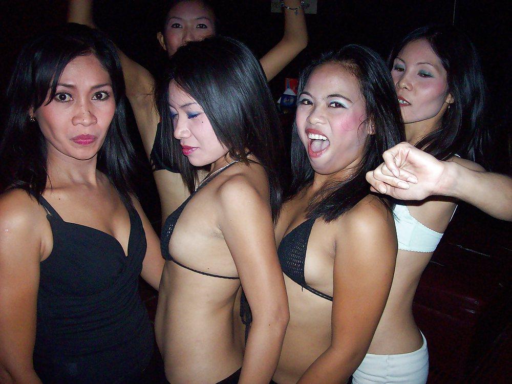 Cebu bar girls creampie, ladies half naked having sex