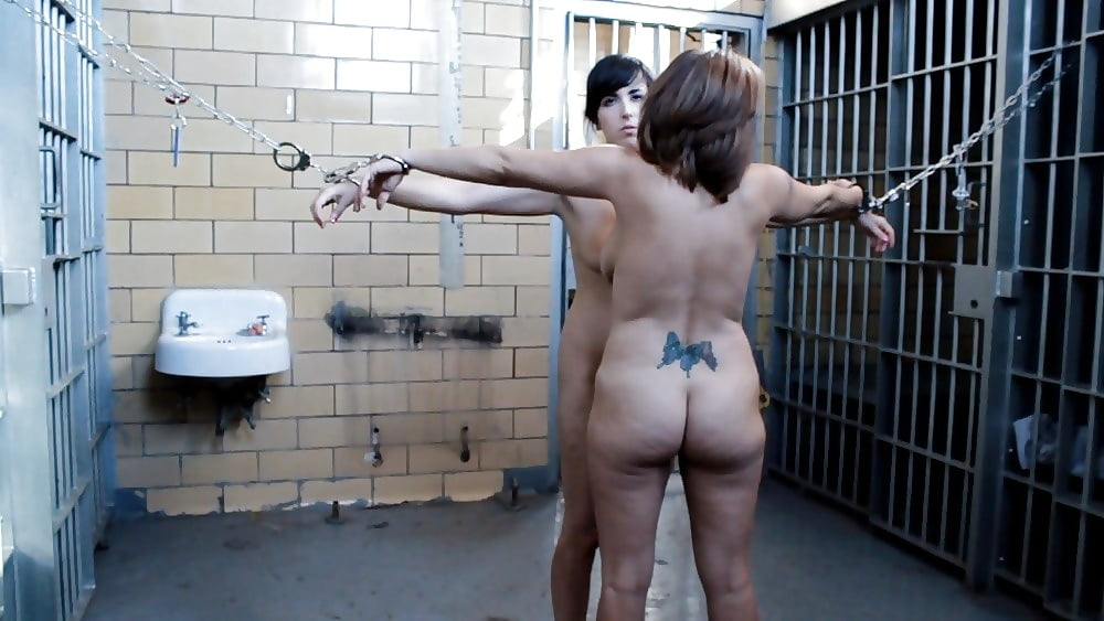 Naked women in jail sells things pussy