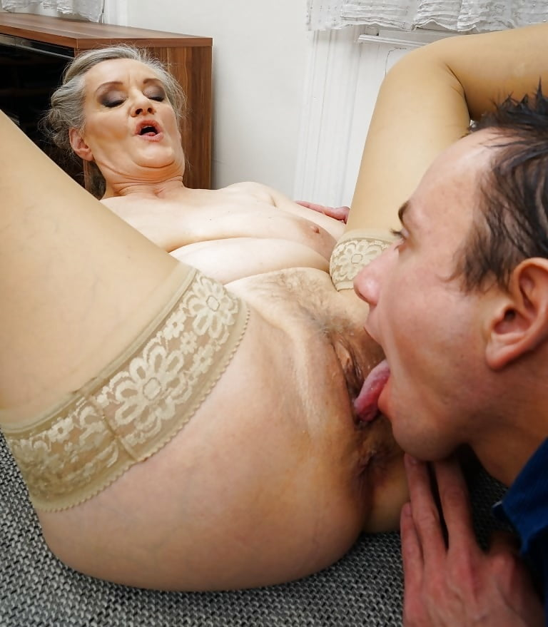 Foot sex mature sexy licking young