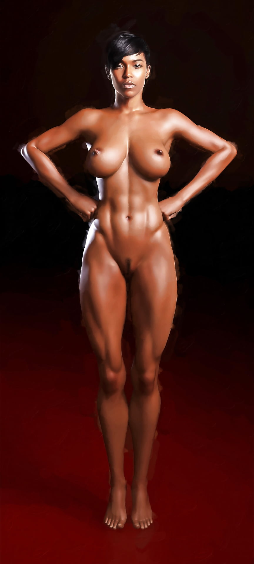 Wilson thick athlete nude