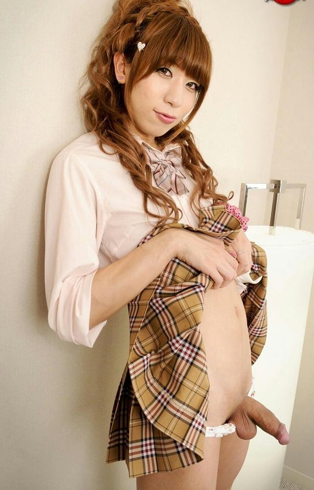 Японские транссексуалы фото 14