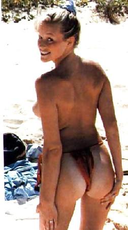 Estelle Lefebure  nackt