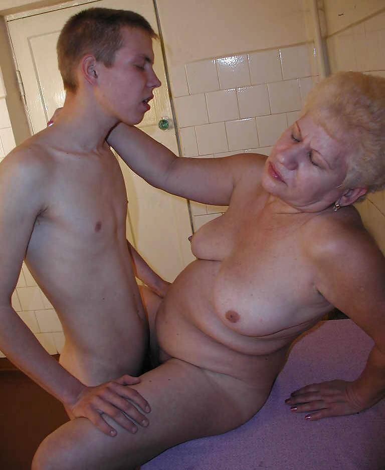 Granny handjob on grandson porn pics search watch and download