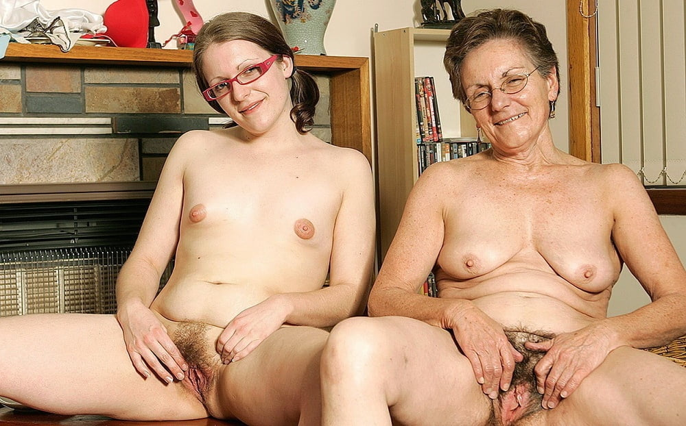 Grandson sees grandma naked porn domination porn pics