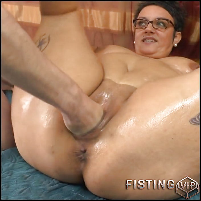 Double Anal Fisting Prolapse Suck