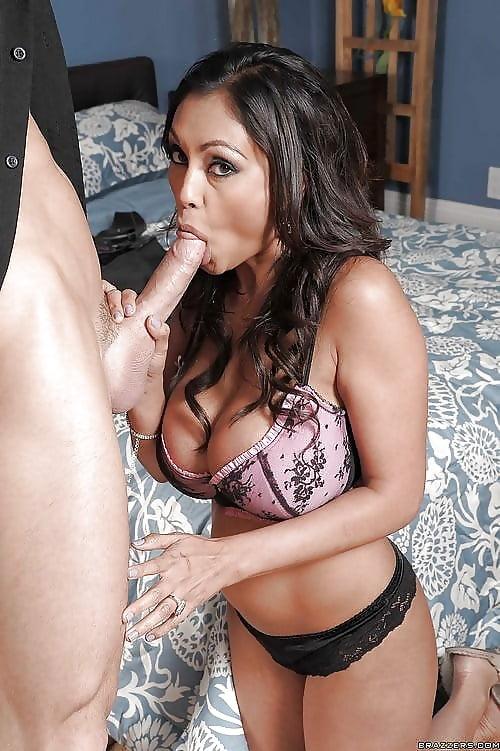 Woman bra blowjob images — img 4