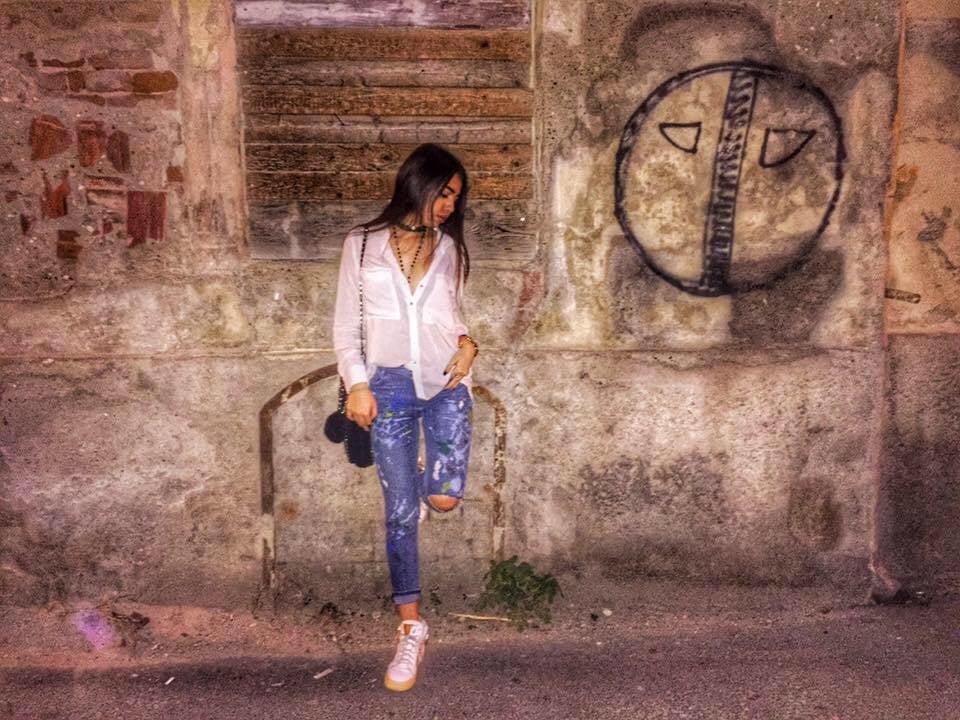 Romanian Slut Alessia C - 20 Pics