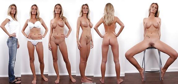 Nude czech women