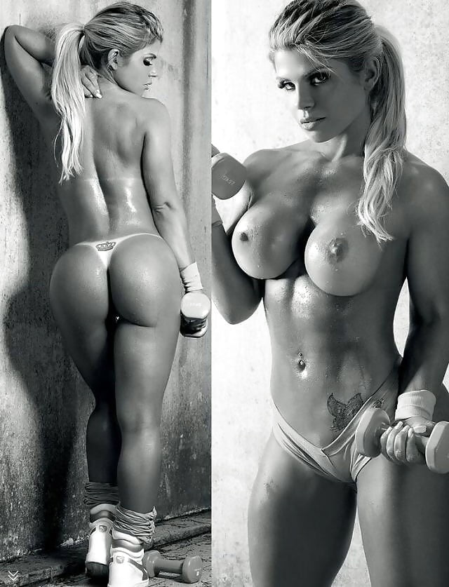 Muscle magazine girls naked — pic 7