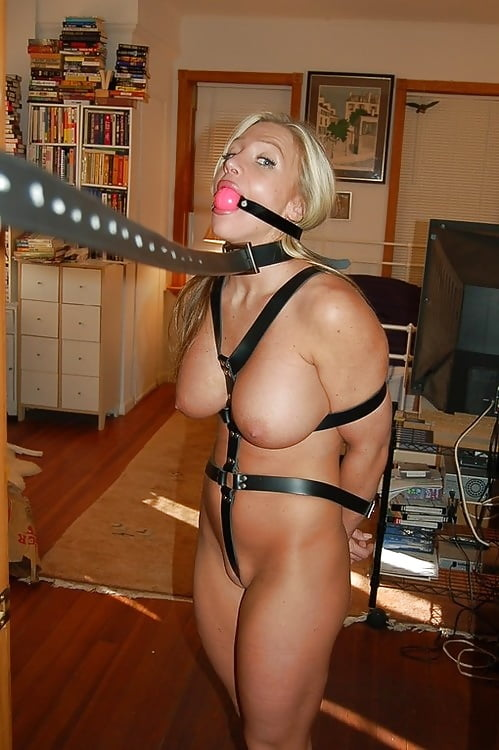 Milf bondage porn pics