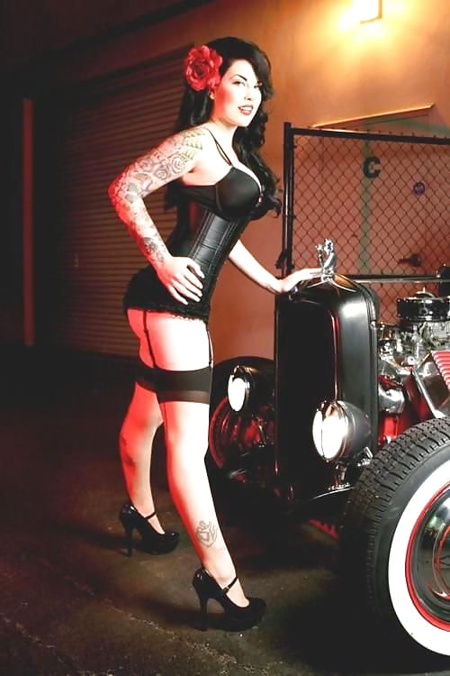 Best nude rockabilly girls, tanlined playmates nude